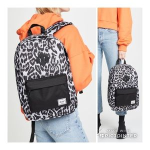 Herschel Heritage Snow Leopard Mid Volume Backpack